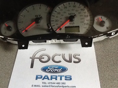 Ford Focus St170 Instrument Cluster Repair Service Petrol Units 2002-2005  Ffp92