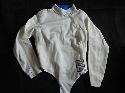 "Duellist FIE Womens Fencing Jacket 800N 38"" Right Handed - Classic (WRH44C)"