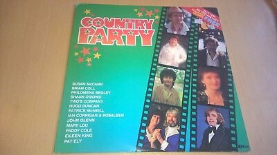 Country Party - Lp Irish Country Showband Ireland