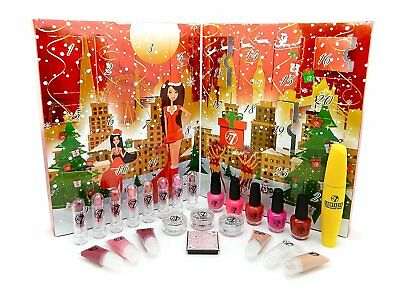 New W7 Advent Calender 2017 - Makeup Countdown To Christmas