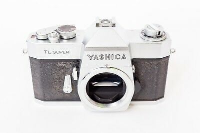 Yashica TL-Super 35mm SLR Film Camera Body Only