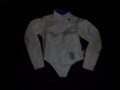 New Duellist Ladies 350N Fencing Jacket Right Handed (various sizes)