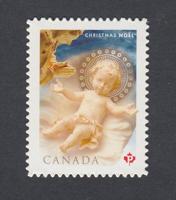 ma. CHRISTMAS XMAS Die Cut stamp from booklet Canada 2008 2292i MNH