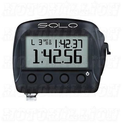 AIM SOLO GPS On-Board Lap Timer Auto Moto Internal Memory 16MB Track Racing NEW