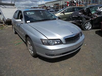 HOLDEN STATESMAN/CAPRICE ENGINE 3.6, ALLOY TECH, 190kW, 10H7L TAG, SV6 (BLACK IN