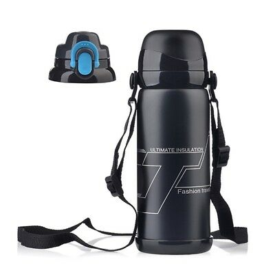 800ml Stainless Steel Thermos Vacuum Bottle Water Bottle Flask Thermos Insulated