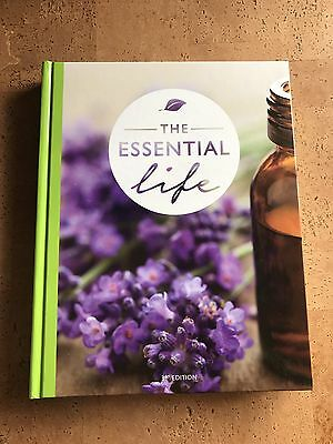 doTERRA Book The Essential Life Book 4th Edby Total Wellness Essential oil bible