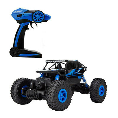1:18 High Speed 2.4G 4WD Off-Road Buggy Crawler RC Car Remote Control Toys