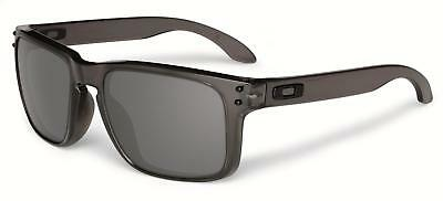 Oakley Holbrook Grey Smoke w/Black Iridium oo9102-24