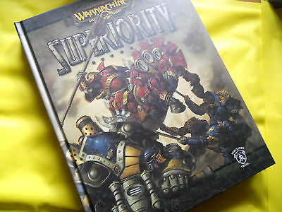 Warmachine-Superiority-Inglese-Privateer Press-Manuale