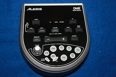 Alesis DM6 Electronic Drum Kit Spares - Full Selection of Replacement Parts
