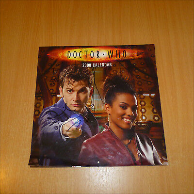 David Tennant Signed Autograph 12x12 Dr Doctor Who