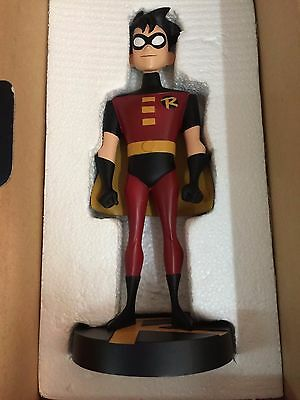 Warner Bros Robin Maquette Animated Statue by DC Direct limited edition 540/2500