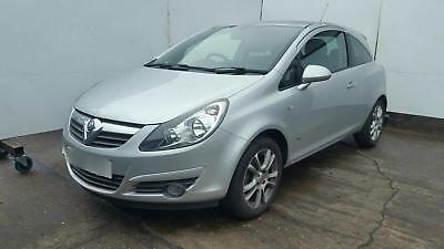 2009 Vauxhall Corsa SXI 16v Salvage Category C 61206