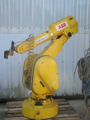 ABB IRB 2000 6-Axis Robot Arm and Controller