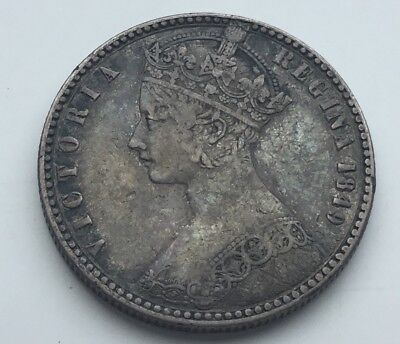 1849 Victoria godless florin WW/11.22 grams