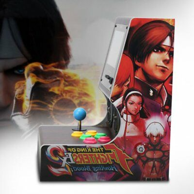 "7"" Mini Home Arcade Console Machine Games 4G Memory E-book/TXT/TF Card Support X"