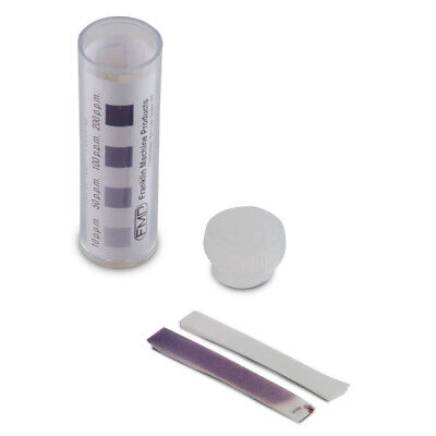 Precision Chlorine Sanitizer Test Strip Papers (100) Free Shipping Usa Only
