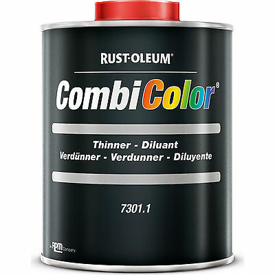 Rust Oleum 7301 CombiColor Paint Thinner 1l