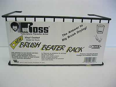 Bob Ross Brush Beater Rack 6519 (Brand-New)