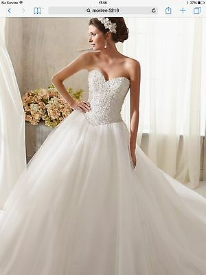 Bnwt Morilee 5216 Bridal Gown Various Sizes Available!!sale Price!!