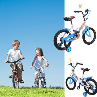 16 zoll jungenfahrrad kinderfahrrad kinderrad blaue. Black Bedroom Furniture Sets. Home Design Ideas