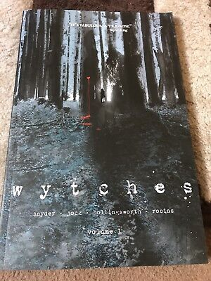 Wytches Volume 1 Paperback Graphic Novel