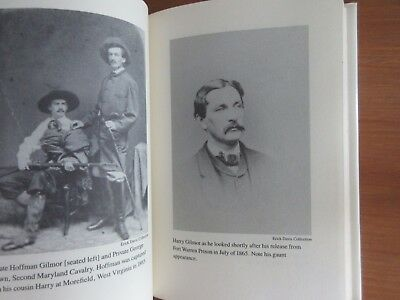 confederate CAVALRY VET CIVIL WAR BOOK gilmor