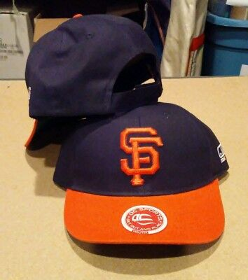 17c91bfade1 ... purchase new youth twill cooperstown mlb san francisco giants cap hat  pmjs 8eeee 7f298