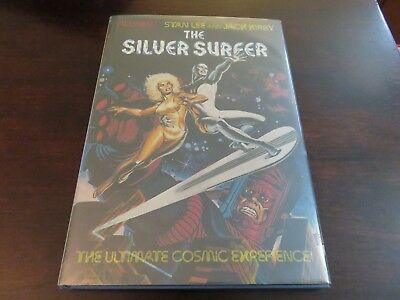 Marvel Fireside SILVER SURFER 1978 hardcover HC Hardcover Graphic Novel NM