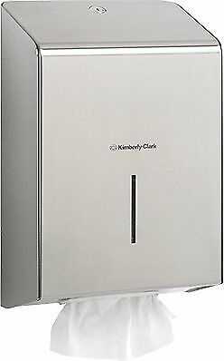 KCP 8971Kimberly-Clark Professional Stainless Steel Hand Towel Dispenser