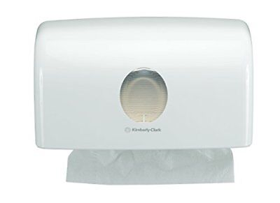 Aquarius 6956 Hand Towel Dispenser, Multifold, White