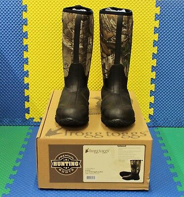 FROGG TOGGS Amphib 5mm Mudd Hogg Knee Boot Realtree XTRA 2515959 CHOOSE SIZE