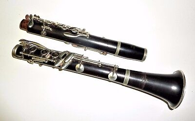 Ben Davis Wooden Bb clarinet