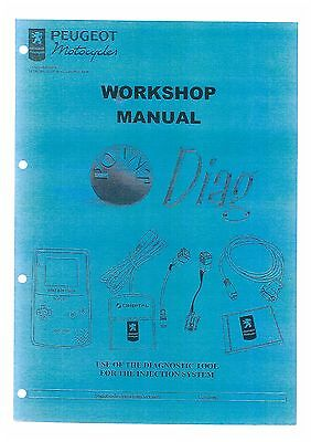 Peugeot Motorcycles Point Diagnostics Workshop Manual