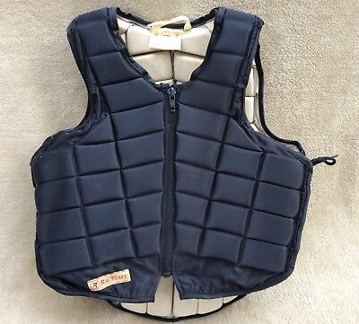 Racesafe Body Protector . rs 2010. adult Xs.