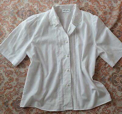 CAMICIA IN STILE TIROLESE TG. 48 Erfo