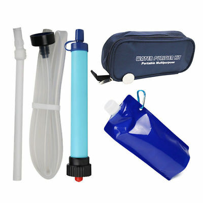LifeStraw Personal - Water Filter - Outdoor Camping Portable Water Filter System