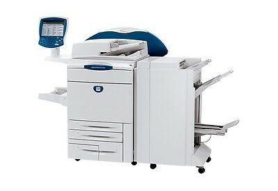 Xerox 240 Printer With Booklet Maker