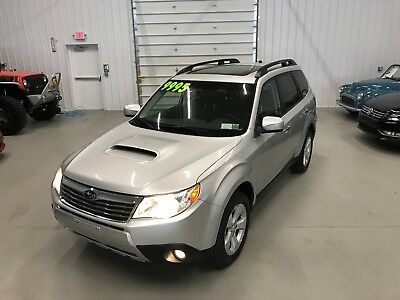 2009 Subaru Forester 2.5xt 2009 Subaru Forester 2.5XT*AWD*Turbocharged 2.5L 4Cyl*224HP*Silver on Black