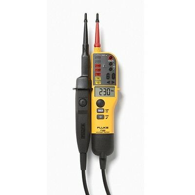 Fluke T150 Voltage & Continuity Tester UK Supplied with Calibration Certificate