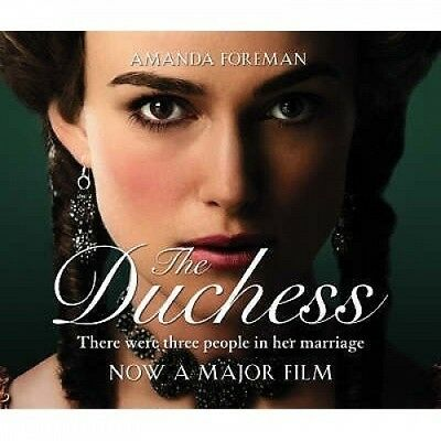 The Duchess [Audio] by Amanda Foreman.