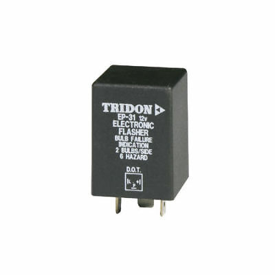 Tridon Electronic Flasher EP13 fits Toyota Land Cruiser 40 Series 3.6D (HJ45)...
