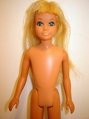 1967 Mattel Inc. Old Vintage 9 Inch Skipper?? Family / Sister To Barbie Doll