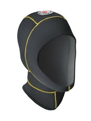Santi 6mm Diving Hood / Balaclava - No collar - Small / S (New)