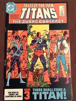 Tales Of The Teen Titans #44 (1984) 1st Nightwing / High Grade Key