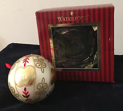 Waterford Elements Star Ball Holiday Heirloom