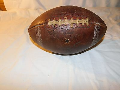 Vintage Spalding Official Collegiate Football 1960s?