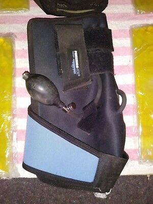 Pressure Ice Therapy Compression Horse Boots - pair