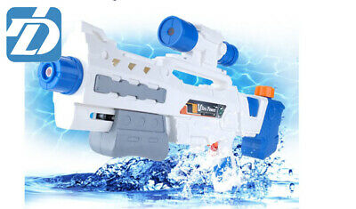 Super Shooters Massive Water Gun Summer Blaster High Power Pump Super Soaker